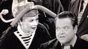 Lucy Meets Orson Welles