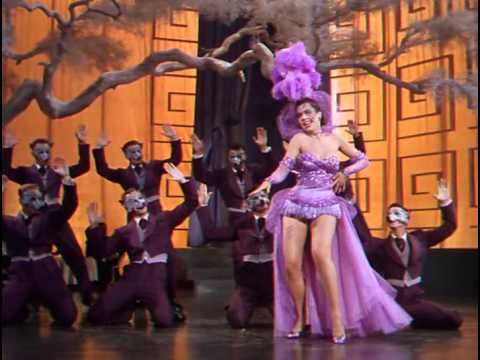 I'll be Hard to Handle, sung and danced by Ann Miller in Lovely to Look At