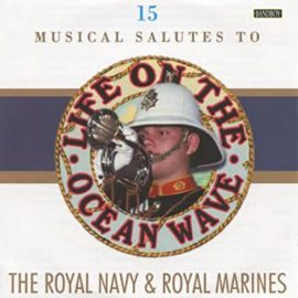 A Life on the Ocean Wave lyrics (1838) music by Henry Russell, lyrics by Epes Sargent, the official march of the U.S. Merchant Marine Academy, performed in Ship Ahoy