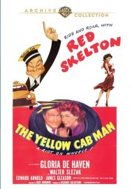 The Yellow Cab Man (1950) starring Red Skelton, Gloria DeHaven, Walter Slezak