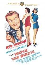 Watch the Birdie (1950) starring Red Skelton, Arlene Dahl, Ann Miller