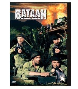 Bataan, starring Robert Taylor, Desi Arnaz