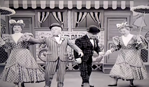 Mertz and Kurtz - I Love Lucy - By the Beautiful Seas