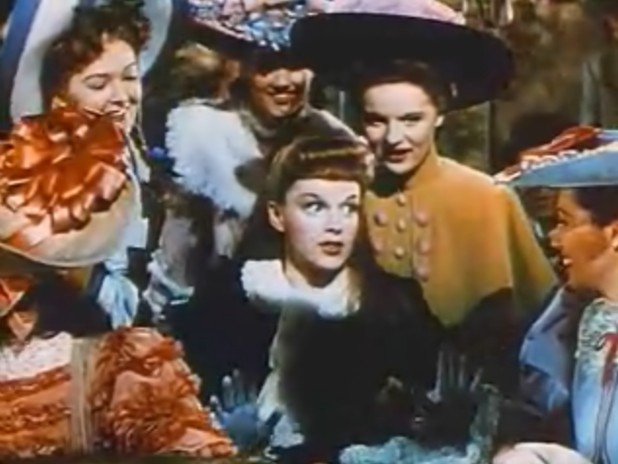 The Trolley Song - sung by Judy Garland in Meet Me in St. Louis