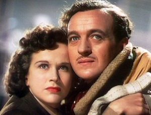 A Matter of Life and Death, aka. Stairway to Heaven, starring David Niven, Kim Hunter, Roger Livesy