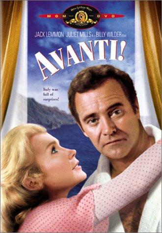 Avanti! (1972) starring Jack Lemmon, Juliet Mills, directed by Billy Wilder