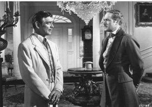 Band of Angels (1957) starring Clark Gable, Yvonne de Carlo, Sidney Poitier