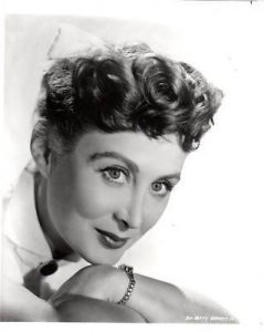 Biography of Betty Garrett