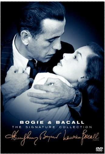 DVD collection – Bogie and Bacall – The Signature Collection (The Big Sleep / Dark Passage / Key Largo / To Have and Have Not)