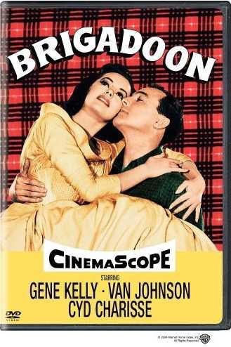 Brigadoon, starring Gene Kelly, Cyd Charisse, Van Johnson