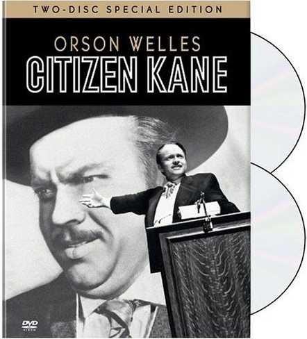 Citizen Kane, by Orson Welles