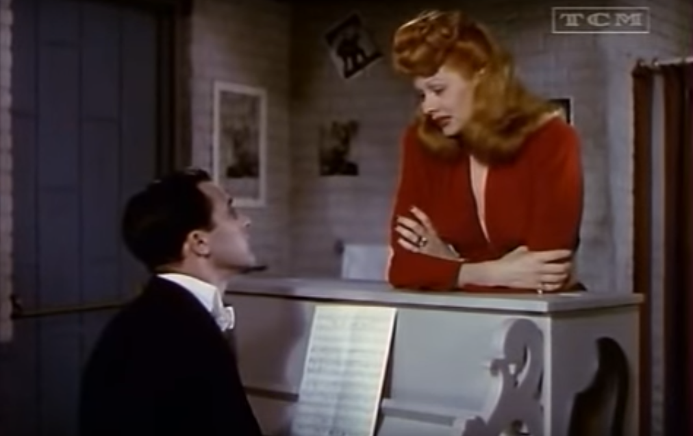 Do I Love You? lyrics - sung by Gene Kelly to Lucille Ball in Du Barry Was a Lady
