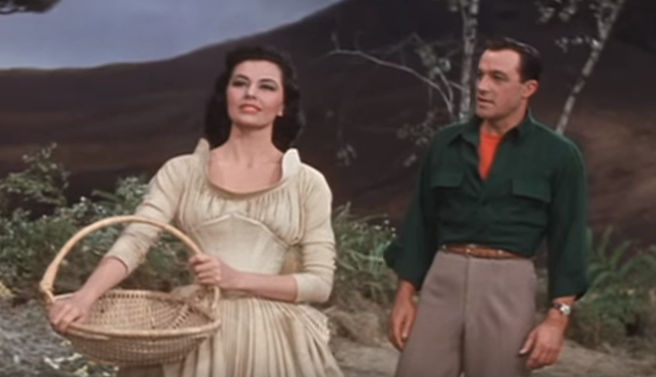 Heather on the Hill lyrics, from the musical Brigadoon, sung by Gene Kelly