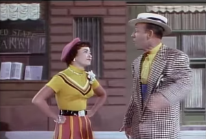 Song lyrics to How Could You Believe Me When I Said I Loved You, When You Know I've Been a Liar All My Life? – performed by Fred Astaire & Jane Powell in the 1951 musical Royal Wedding