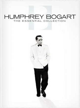 DVD collection – Humphrey Bogart: The Essential Collection