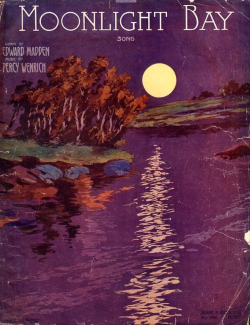 Moonlight Bay lyrics