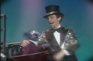 The Muppet Show - the great Gonzo and Joel Grey in Razzle Dazzle