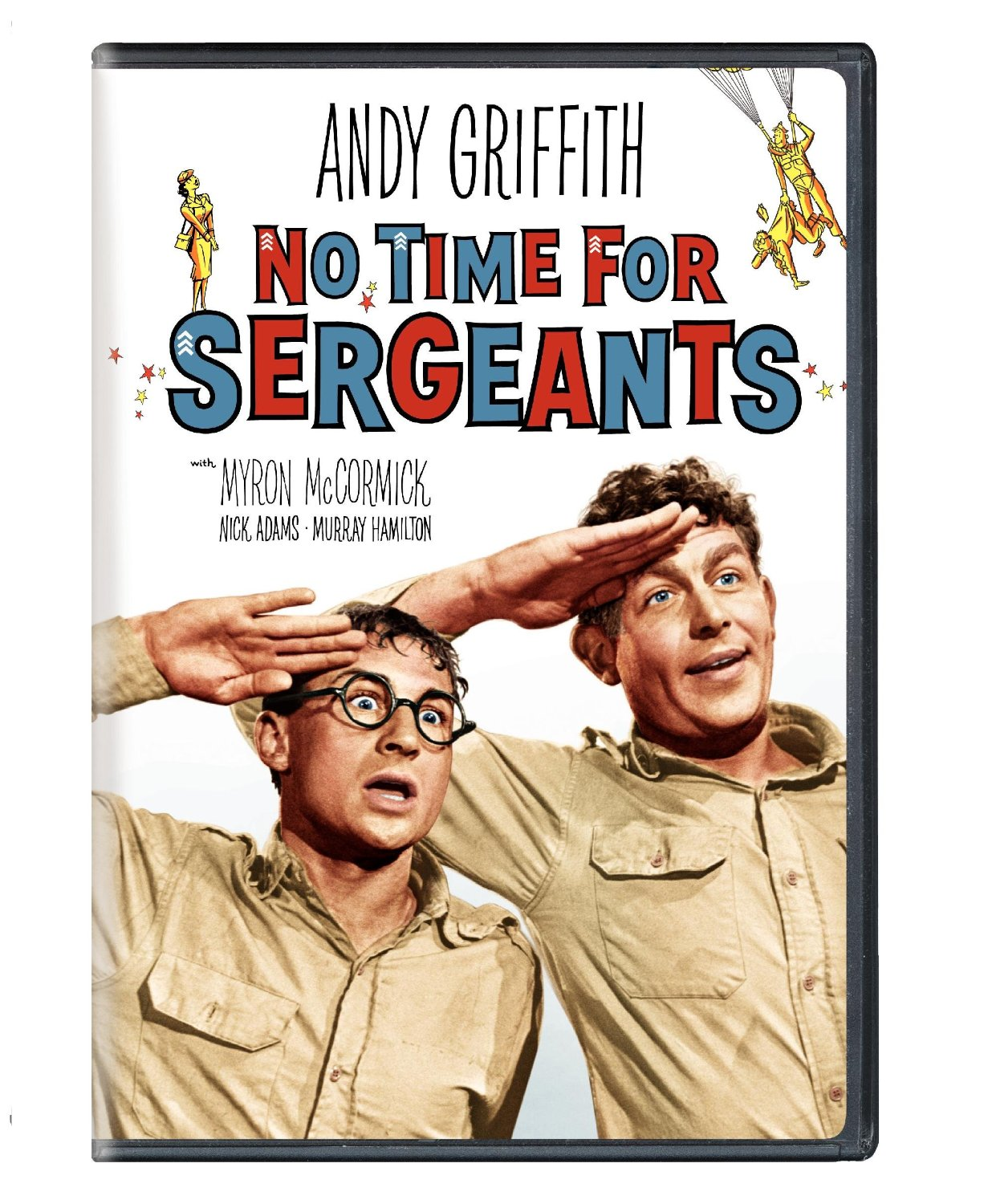 No Time for Sergeants, starring Andy Griffith