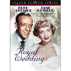 Royal Wedding (1951) starring Fred Astaire, Jane Powell, Peter Lawford, Sarah Churchill