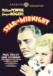 Star of Midnight (1935) starring William Powell and Ginger Rogers