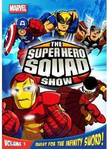 The Superhero Squad Show, volume 1