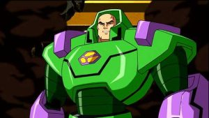 "Lex Luthor at his villainous best in ""Superman-Batman: Public Enemies"""
