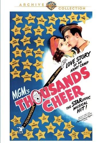 Thousands Cheer (1943) starring Gene Kelly, Kathryn Grayson