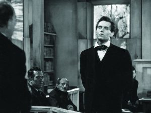 Young Mr. Lincoln - Henry Fonda as Abe Lincoln in the famous court scene