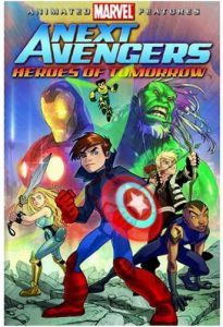 Next Avengers - Heroes of Tomorrow