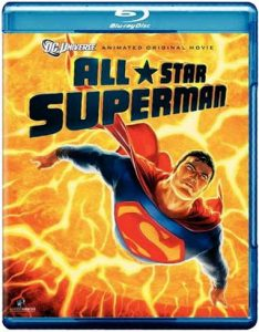 All-Star Superman, starring James Denton, Anthony LaPaglia, Christina Hendricks and Ed Asner