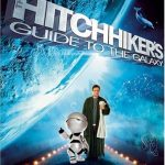 The Hitchhiker's Guide to the Galaxy DVD cover
