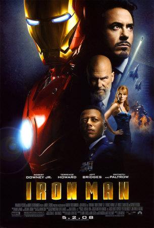 Iron Man posters
