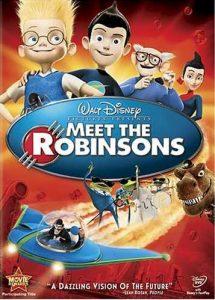Meet the Robinsons - keep moving forward!