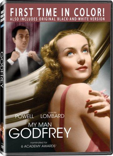 My Man Godfrey, starring William Powell and Carole Lombard