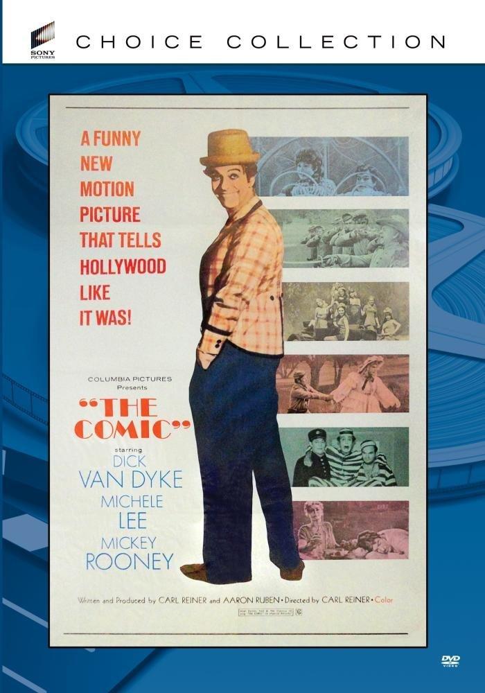 Dick Van Dyke, Michelle Lee, Mickey Rooney, Carl Reiner