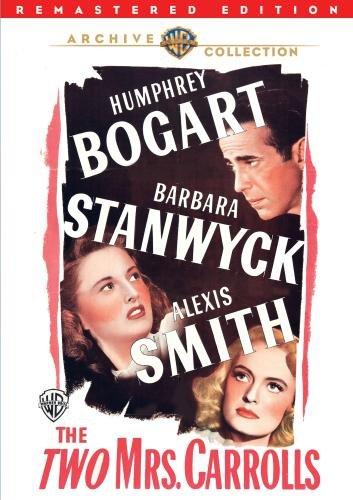 The Two Mrs. Carrolls (1947) starring Humphrey Bogart, Barbara Stanwyck