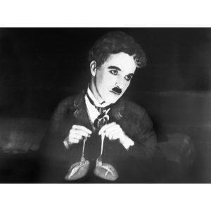 The Gold Rush - Charlie Chaplin as the Little Tramp