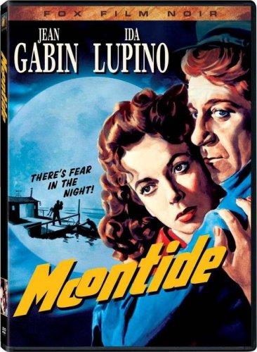 Bobo (Jean Gabin) and Anna (Ida Lupino) in Moontide