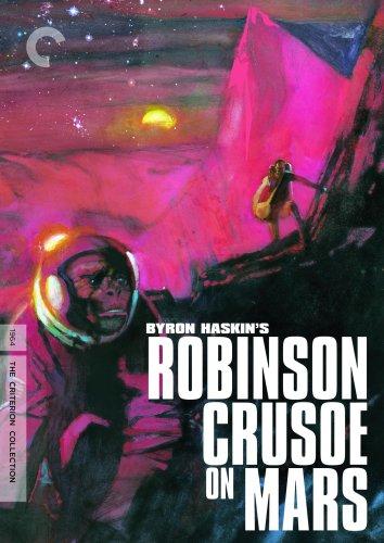 Robinson Crusoe on Mars, starring Paul Mantee