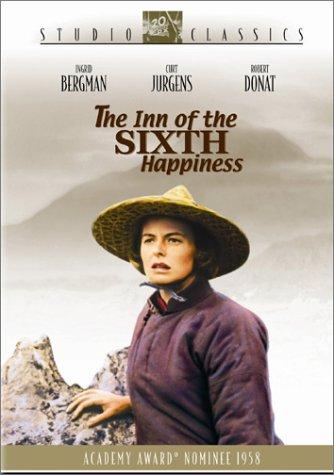 The Inn of the Sixth Happiness DVD - starring Ingrid Bergman, Curt Jurgens, Robert Donat