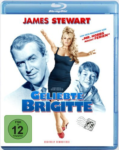 Dear Brigitte (1965) starring James Stewart, Glynis Johns, Billy Mumy, Fabian, Ed Wynn, Jesse White