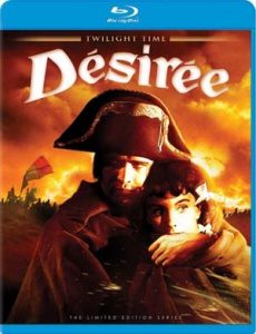 Desiree (1954) starring Jean Simmons, Marlon Brando, Michael Rennie,  Merle Oberon