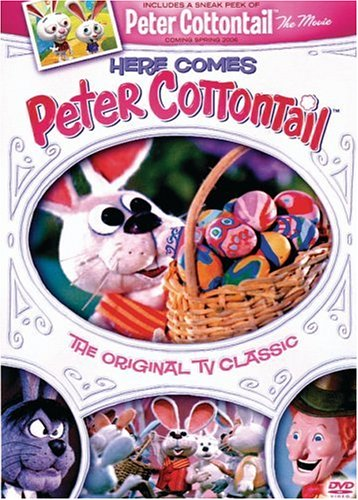 Here Comes Peter Cottontail, starring Danny Kaye, Vincent Price, Paul Frees