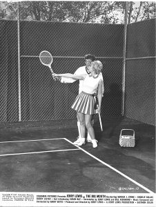 The Big Mouth - Jerry Lewis learns tennis - order from Amazon.com