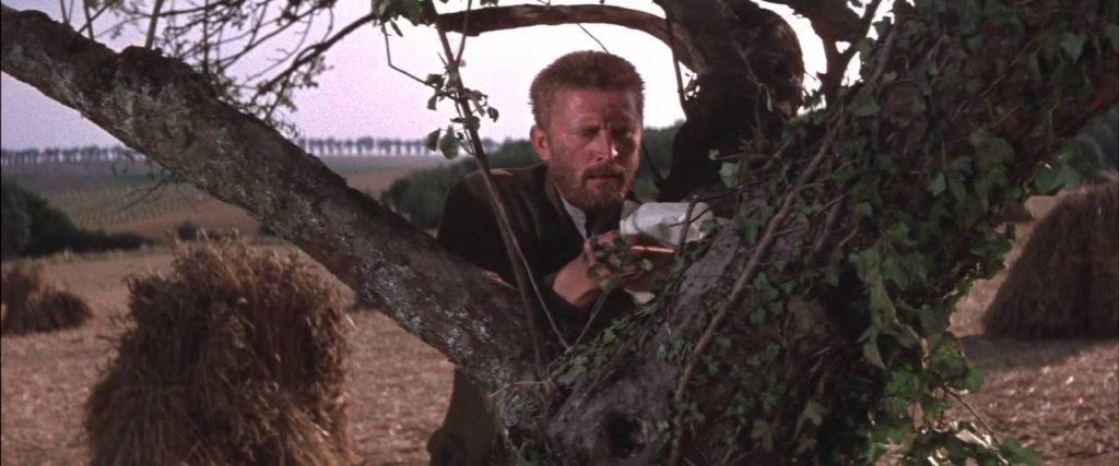 Kirk Douglas as Vincent van Gogh in Lust for Life