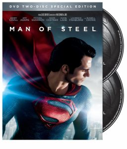 Man of Steel, starring Henry Cavill, Amy Adams, Michael Shannon