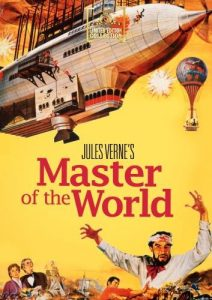 Master of the World, starring Vincent Price, Charles Bronson