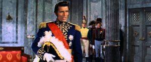 Michael Rennie as General Jean-Baptiste Berandotte