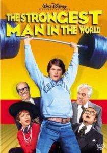 Walt Disney's The Strongest Man in the World, starring Kurt Russell, Joe Flynn, Eve Arden, Cesar Romero, Phil Silvers