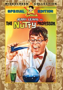 The Nutty Professor, starring Jerry Lewis, Stella Stevens